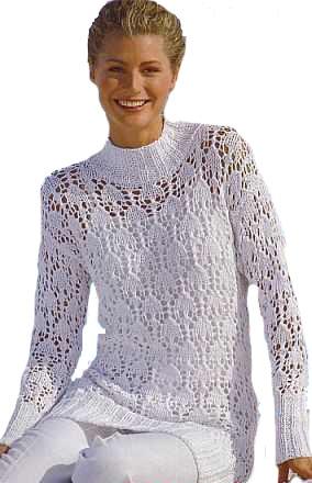 Вяжем платья для девочек спицами с описанием